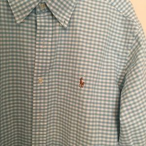 Polo Ralph Lauren Gingham Oxford